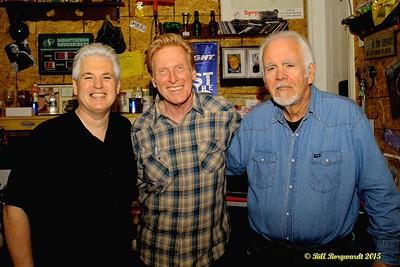 Steve Briggs, Russell deCarle, Denis Keldie - House Concert 136