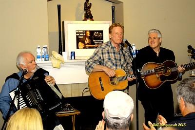 Denis Keldie, Russell deCarle, Steve Briggs - House Concert 096