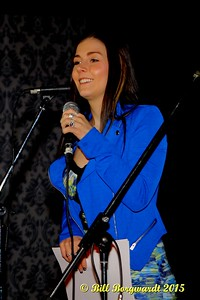 Jessy Mossop - emcee for Global Country Star Search #002