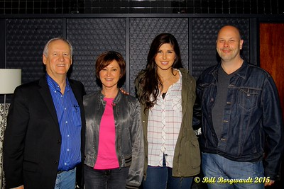 Wayne Saunders, Kennedy Johnson, Alee, Rob Smith - Judges for Global Country Star Search #467
