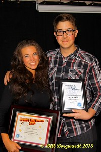 Nicole Sumerlyn & Josh Ruzycki - Runner Up and Winner Age 13 - 17 - Global Country Star Search #141