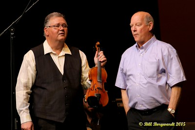 Randy Foster & Calvin Vollrath - Fiddle Gala 2015 0723