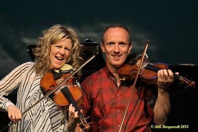 Natalie MacMaster & Donnall Leahy - Calvin Vollrath Fiddle Gala 2015 0122