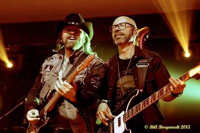 Jason McCoy & Chris Byrne - Road Hammers - Rainmaker Rodeo 2015 0921