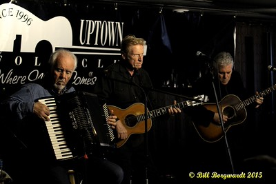 Denis Keldie, Russell deCarle, Steve Briggs - Russell deCarle Trio at the Uptown Folk Club 054
