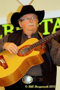 Mike Dygert - Gordie West Band - Alberta's Men & Women of Country Music 2015