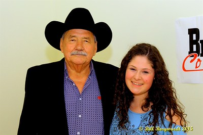 Lou Paul & Sydney Mae - Alberta's Men & Women of Country Music 2015