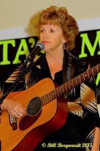 Alice Sinclair - Alberta's Men & Women of Country Music 2015