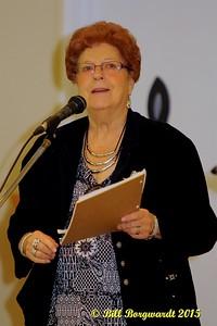 Shirley Hartman - Organizer - Alberta's Men & Women of Country Music 2015
