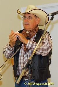 Floyd Hartman - Committee co-chair - Alberta's Men & Women of Country Music 2015