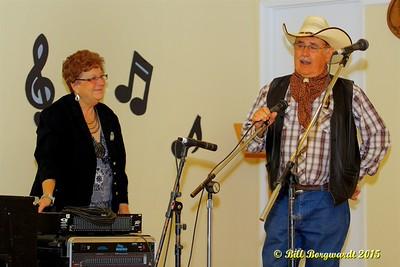 Shirley & Floyd Hartman - Alberta's Men & Women of Country Music 2015
