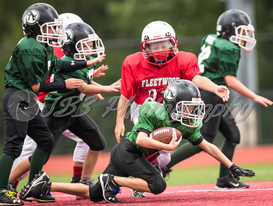 2015 Mighty Mites - Fleetwood vs Twin Valley