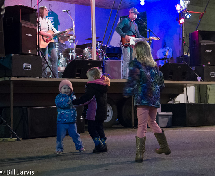 Street Dances for the Younger Crowd