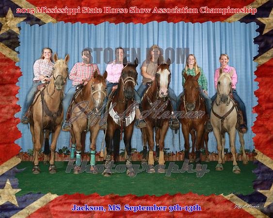 2015 Mississippi State Horse Show Association Championship