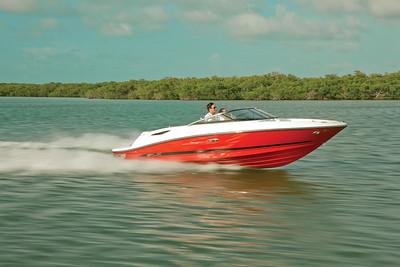 Sea Ray 210 SLX (2014)