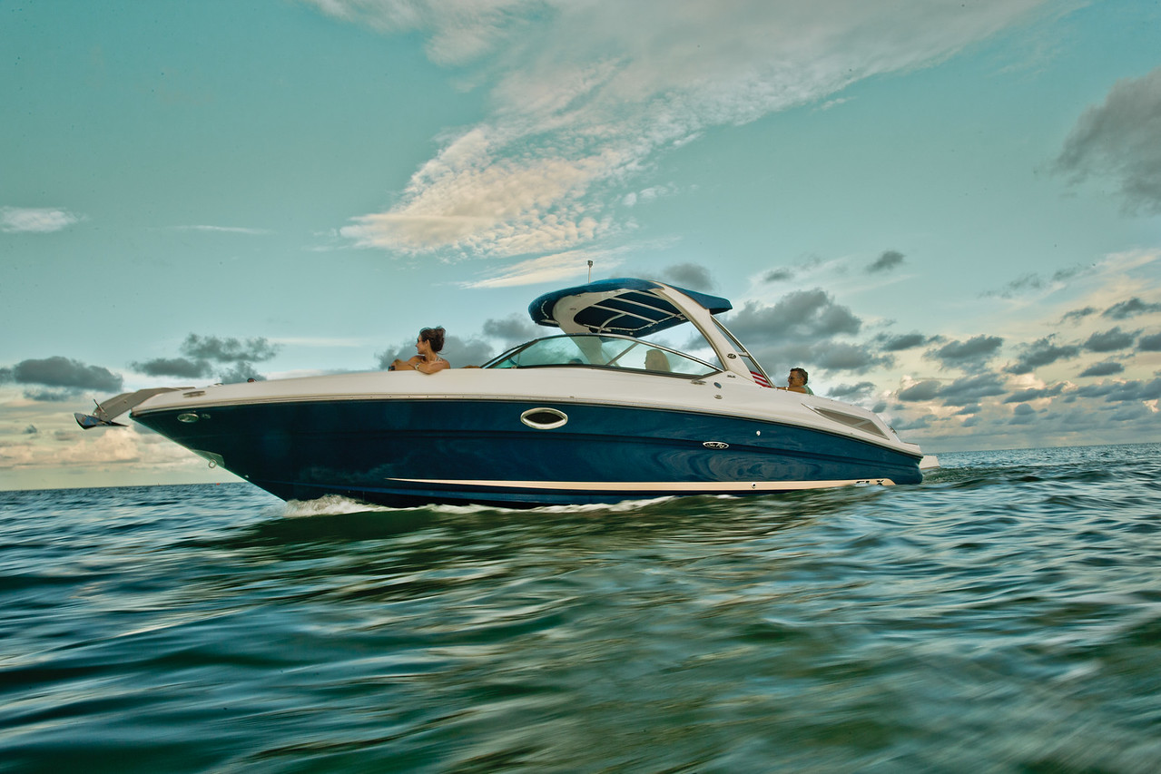 Sea Ray 300 SLX (2014)