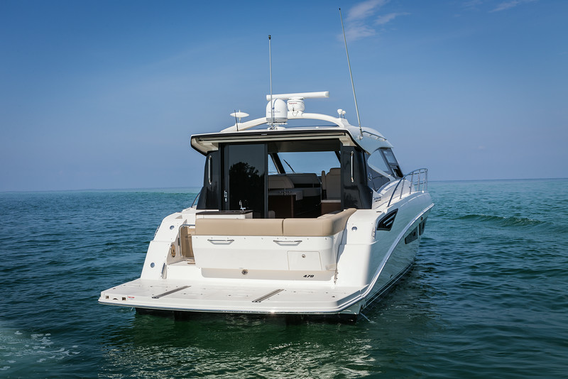 New 470 Sundancer - searay