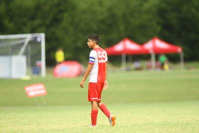 Game 2 - Houstonians Vs Cincinnati United CUP Gold