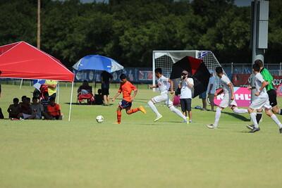Game 4 - Houstonians vs San Deigo (SEMI)