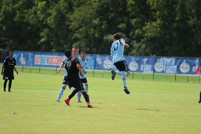 Game 3 - Sporting KC Academy vs Surf Aguilar