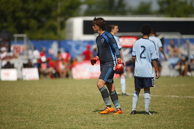 Game 4 - Sporting KC Academy vs Dallas Texans (SEMI)