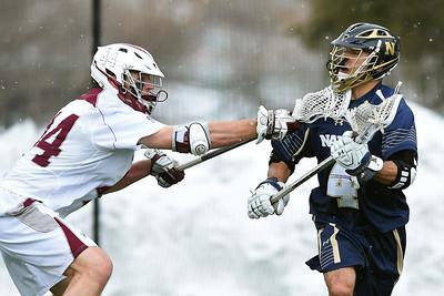 NCAA Lacrosse 2015: Navy vs Colgate MAR 21