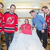 NJ Devils visit HNMC