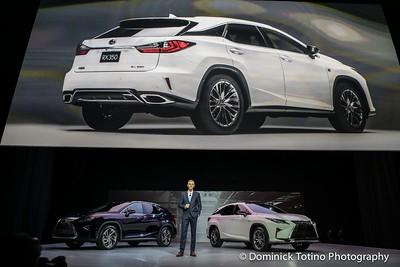 2015 NY International Auto Show