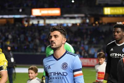 NYCFC V Columbus 11/5