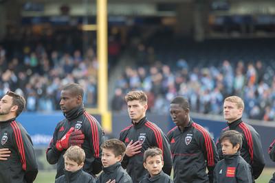 NYCFC & DC United