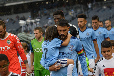 NYCFC & Seattle