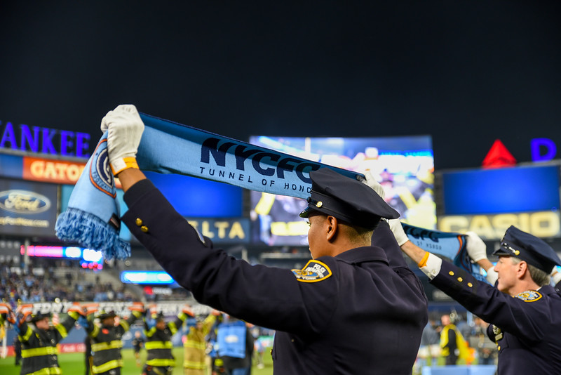 NYCFC vs Philadelphia Union