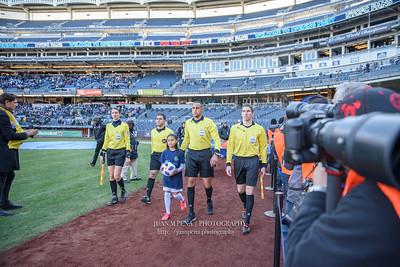 New York City FC v LA Galaxy 3/11