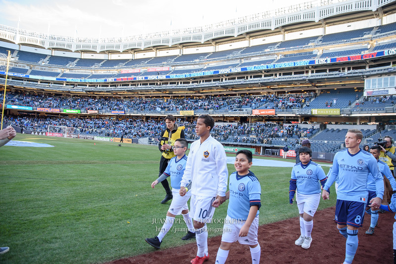 New York City FC v LA Galaxy