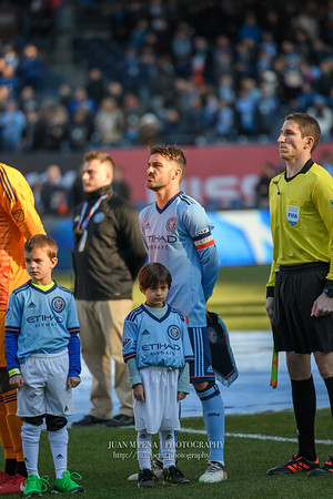 New York City FC v LA Galaxy