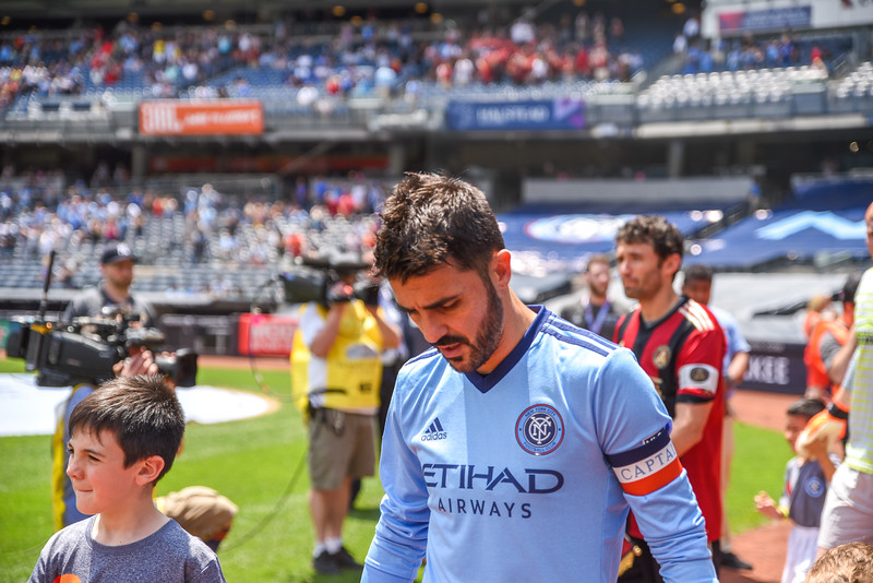 New York City FC vs Atlanta United