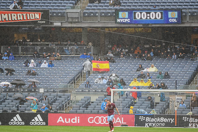 New York City FC vs Colorado Rapids