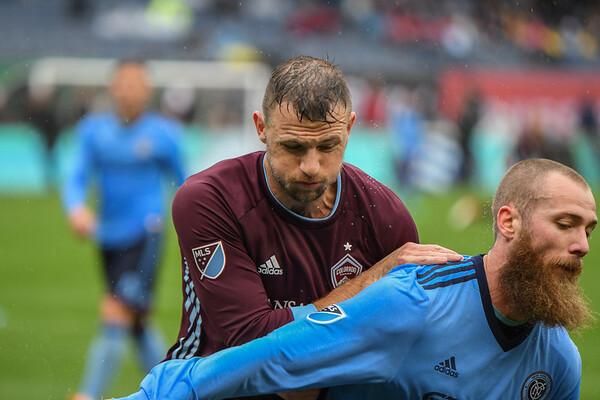 New York City FC vs Colorado Rapids