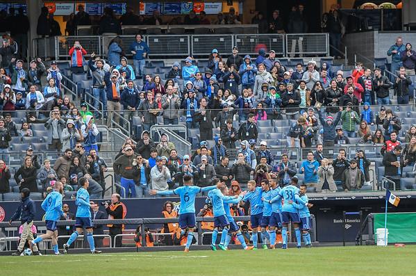 New York City FC vs Dallas FC