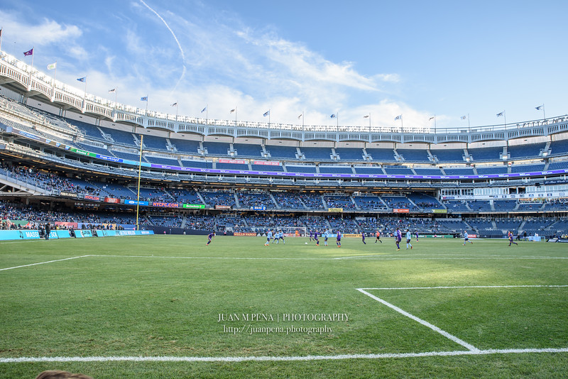New York City FC VS Orlando City