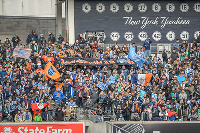 New York City FC VS Orlando City