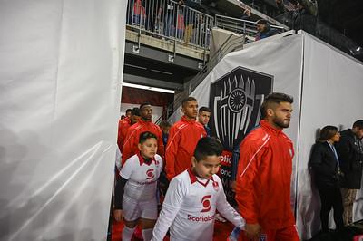 New York City FC vs AD San Carlos