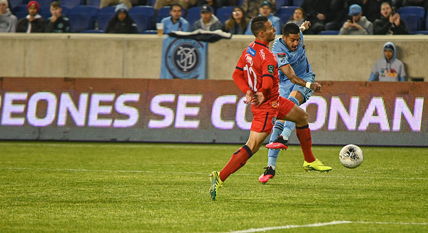 New York City FC vs AD San Carlos