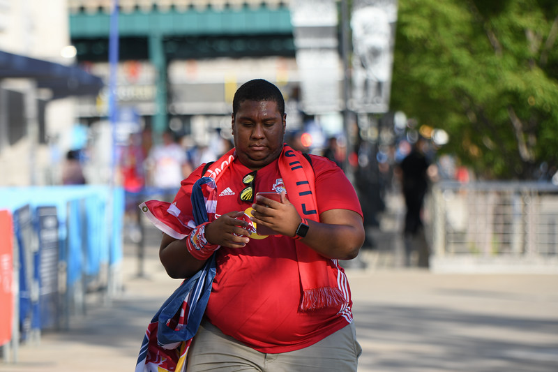 New York City FC vs New York Red Bulls
