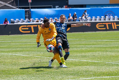 New York City FC vs Montreal Impact
