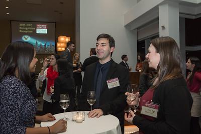 Boston College Neenan Holiday Reception