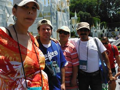 Disneyland & CA Adventure #1523