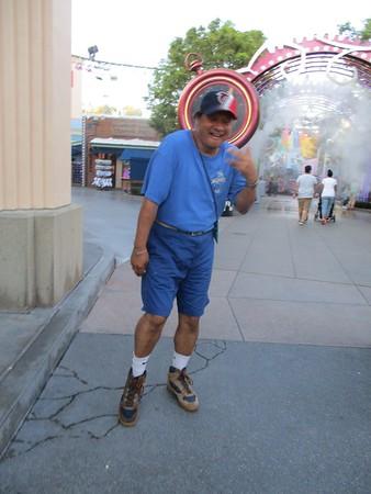 Disneyland & CA Adventure #1536 - part 1