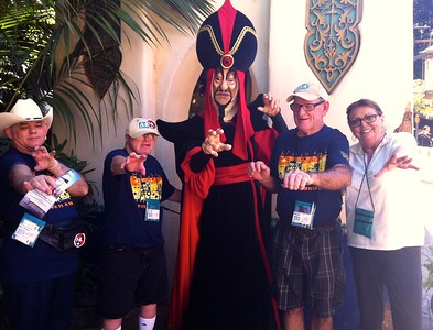 Disneyland & CA Adventure #1602