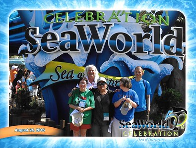 San Diego & Sea World #1534